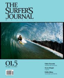 the surfer´s journal cover
