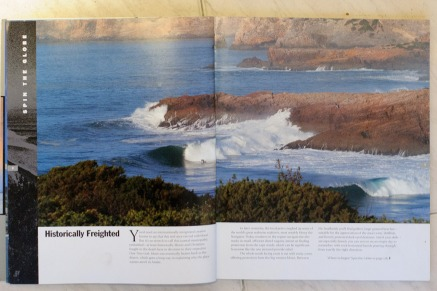 the surfer´s journal