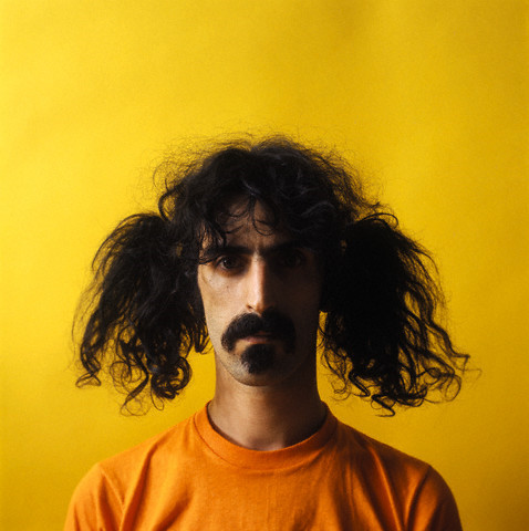 """the composer refuses to die"" f.zappa"