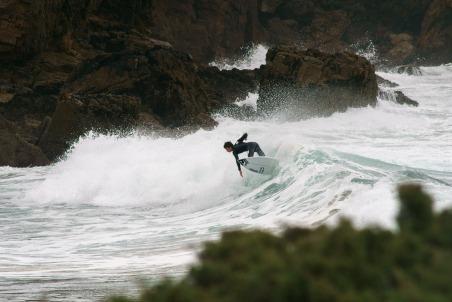 mushy waves