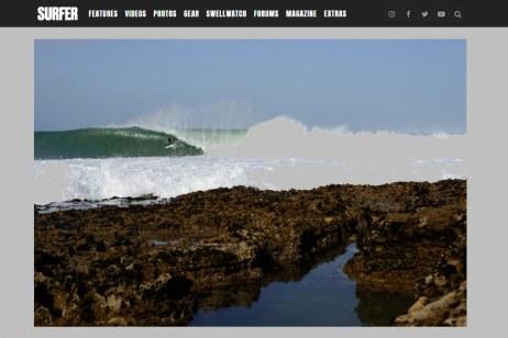 surfer mag behind the lens