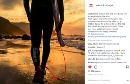 redbull instagram